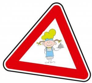 Achtung Kleine Slow Food Kids
